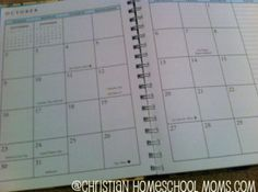 Low-Cost and Free Homeschool Planners