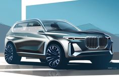 new bmw concept revealed pictures auto express Bmw Design, Car Design Sketch, Car Sketch, Auto Design, Bmw Suv, Suv Comparison, Automobile, Small Suv, Luxury Suv
