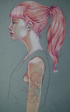 ☆ Illustration Artist ~:Elena Pancorbo ☆