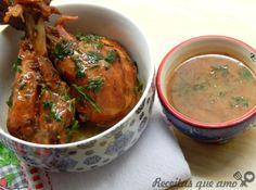 Receita de frango de panela