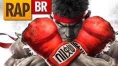 Rap do Ryu (Street Fighter) | Tauz RapTributo 32