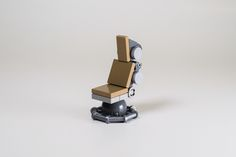 The Cadet's chair #LEGO #BuildingGuide