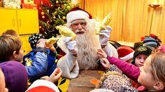 Joulupukilla huijaaminen on lapselle haitaksi
