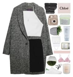 """""""Hacked by @samiikins"""" by end-of-the-day ❤ liked on Polyvore featuring Violeta by Mango, rag & bone, adidas, Swarovski, Crate and Barrel, Christy, Davines, Fujifilm, Lux-Art Silks and Estée Lauder"""