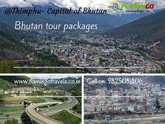 Visit Thimphu City: Capital of Bhutan http://goo.gl/hUUVtD