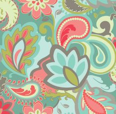 I love this fabric! Verona by Emily Taylor Designs for Riley Blake Designs.