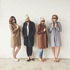 Coats for Fall //Which one you choose?!