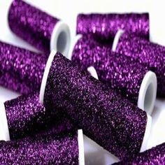 The product Purple Passion Metallic Embroidery Thread - 60 Metre Reel Hand is sold by Prissy Craft in our Tictail store.  Tictail lets you create a beautiful online store for free - tictail.com