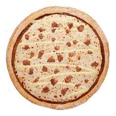 Image of AAAaaaBigAACheesysuprise Good Pizza, Hummus, Bread, Ethnic Recipes, Image, Food, Pizza, Brot, Essen
