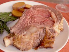 Foolproof Standing Rib Roast with Pan Sauce Recipe : Paula Deen : Food Network - FoodNetwork.com
