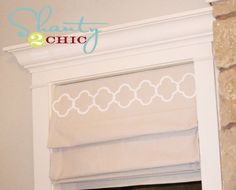 diy lined roman shades...maybe some day I will get around to attempting these! :)