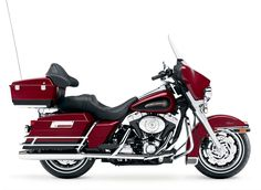 2006 HARLEY DAVIDSON FLHTCI Electra Glide Classic  The FLHTCI Electra Glide Classic, produced by Harley Davidson in 2006, came with multiple special features such as a chrome, cross-over duals exhaust system and a multi-plate with diaphragm spring in oil bath clutch.