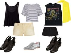 """""""3 SUMMER"""" by beafonso on Polyvore"""
