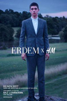 ERDEM x H&M; un mond