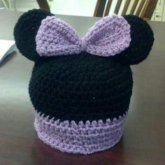 ♥Purple Minnie♥