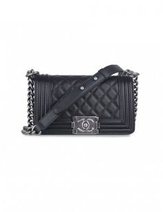 Chanel Boy Quilted Bag