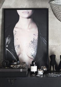 Masculine Bedroom accessories #bedroom #style