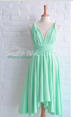 Dresses #Sexy Backless Mint Green Dress #Bridesmaid Dress Bridesmaid Dresses