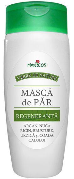 Masca Par Regeneranta 250ml Manicos