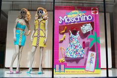 VM Summer time ready at JCrew, Moschino and Whistles.