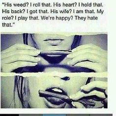 Love Quotes For Him : QUOTATION - Image : Quotes Of the day - Description Ride or die bitch here. minus rolling his weed lmao Sharing is Caring - Don't Gangster Love Quotes, Badass Quotes, Black Love Quotes, Love Quotes For Him, I Got Me Quotes, True Quotes, Daily Quotes, Cute Relationships, Baddies