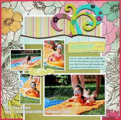 Summer Girl - Scrapbook.com