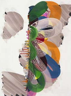 Katharina Grosse, 'o.T.,' 2014, KÖNIG GALERIE Abstract Painters, Abstract Art, Abstract Expressionism, Appropriation Art, Internet Art, Art Basel Miami, New Media Art, Feminist Art, Medium Art