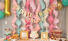 Project Nursery - Twinkle Twinkle Little Star Party