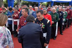 Juramento de la Octava Compañía Bomba Bélgica San Bernardo-El Bosque