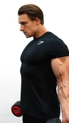 Bicep And Tricep Workout, Abs And Cardio Workout, Hiit Workout Routine, Forearm Workout, Gym Workouts For Men, Gym Workout Chart, Gym Workout Videos, Weight Training Workouts, Gym Workout For Beginners