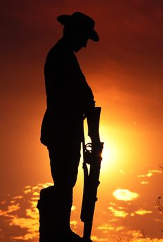 Silhouette of Australian Anzac soldier Queensland, 1988 Australia Map, Anzac Day Australia, Outback Australia, Vogue Australia, Soldier Silhouette, Silhouette Art, Anzac Day Quotes, Lest We Forget Anzac, Anzac Soldiers