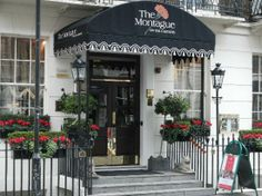 23. The Montague on The Gardens - London, United Kingdom