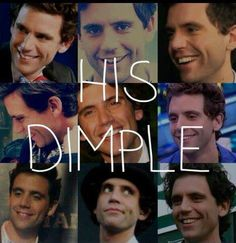 Mika's dimple!!!!!!!!!!