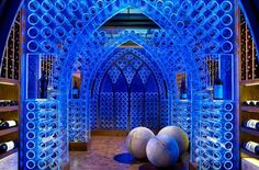 "Super ""cool"" wine cellar"