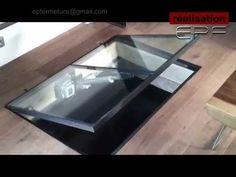 floor hatch gas struts h o m e pinterest trap door. Black Bedroom Furniture Sets. Home Design Ideas