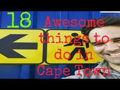 18 Awesome things to do in Cape Town (17 of 18) - YouTube