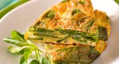 Tortilla aux pois gourmandsVoir la recette de la Tortilla aux pois gourmands >>