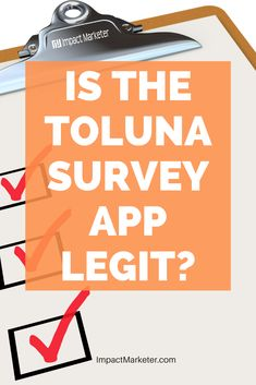 Looking to find our more about the Toluna Survey App? This review is perfect for you and will steer you in the right direction. Check it out! #toluna #tolulaapp #tolunaappreview #surveysite