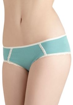 All Out Comfortable Undies in Solid, #ModCloth