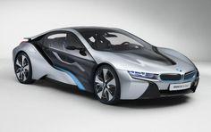BMW PHEV i8