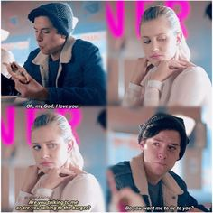 Incorrect Riverdale quotes