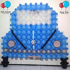 Bf Balloon Dance, Balloon Tree, Balloon Cars, Balloon Animals, The Balloon, Balloons, Balloon Decorations, Birthday Decorations, Baloon Wall