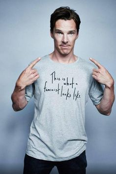 Tom Hiddleston did one and now Benedict Cumberbatch does another. Fantastic job gentlemen. :)