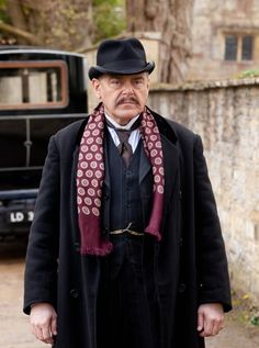 Mr. Bryant, the grandfather of Ethel's son. He will take the boy and raise him as his own. Charlie will have money, good standing in society and go to the finest schools. Downton Abbey