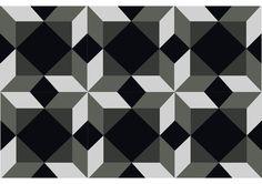 carreau ciment effet 3D, ref. 209 chez Ateliers Zelij