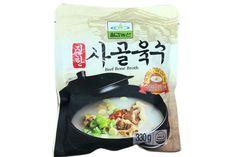 Korea Chilga Nongsan Korean Beef Bone Broth OX Milky Soup Seolleongtang Gomtang 10oz Korean Beef Soup, Korean Food, Beef Bone Broth, Beef Bones, Snack Recipes, Snacks, Oatmeal, Chips, Foods