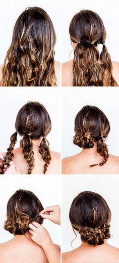 Need a Valentine's Day hair tutorial? Try this hair hack and you'll be g… Need., Summer Hairstyles, Need a Valentine's Day hair tutorial? Try this hair hack and you'll be g… Need a Valentine's Day hair tutorial? Try this hair hack and you'll be goo. Easy Summer Hairstyles, Trendy Hairstyles, Easy Updos For Long Hair, Cute Updos Easy, Easy Wedding Hairstyles, Easy Work Updos, Easy Elegant Hairstyles, Date Night Hairstyles, Simple Prom Hair