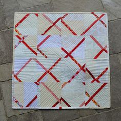 ellyn's place: crosscut quilt along