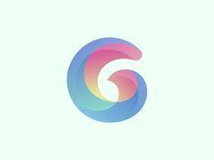 G by Kakha Kakhadzen #Design Popular #Dribbble #shots