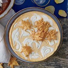Pumpkin Cheesecake - Splurge-Worthy Thanksgiving Dessert Recipes - Southern Living